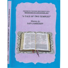 A Tale Of Two Temples - Iain Jamieson