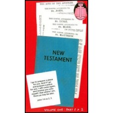 New Testament Survey of the Coming of Christ (Vol. 1&2) - Pastor Sam Carson
