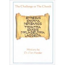 The Challenge to The Church - Dr Don Hender